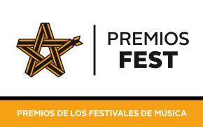 Nominados en la primera edición de los Premios Fest